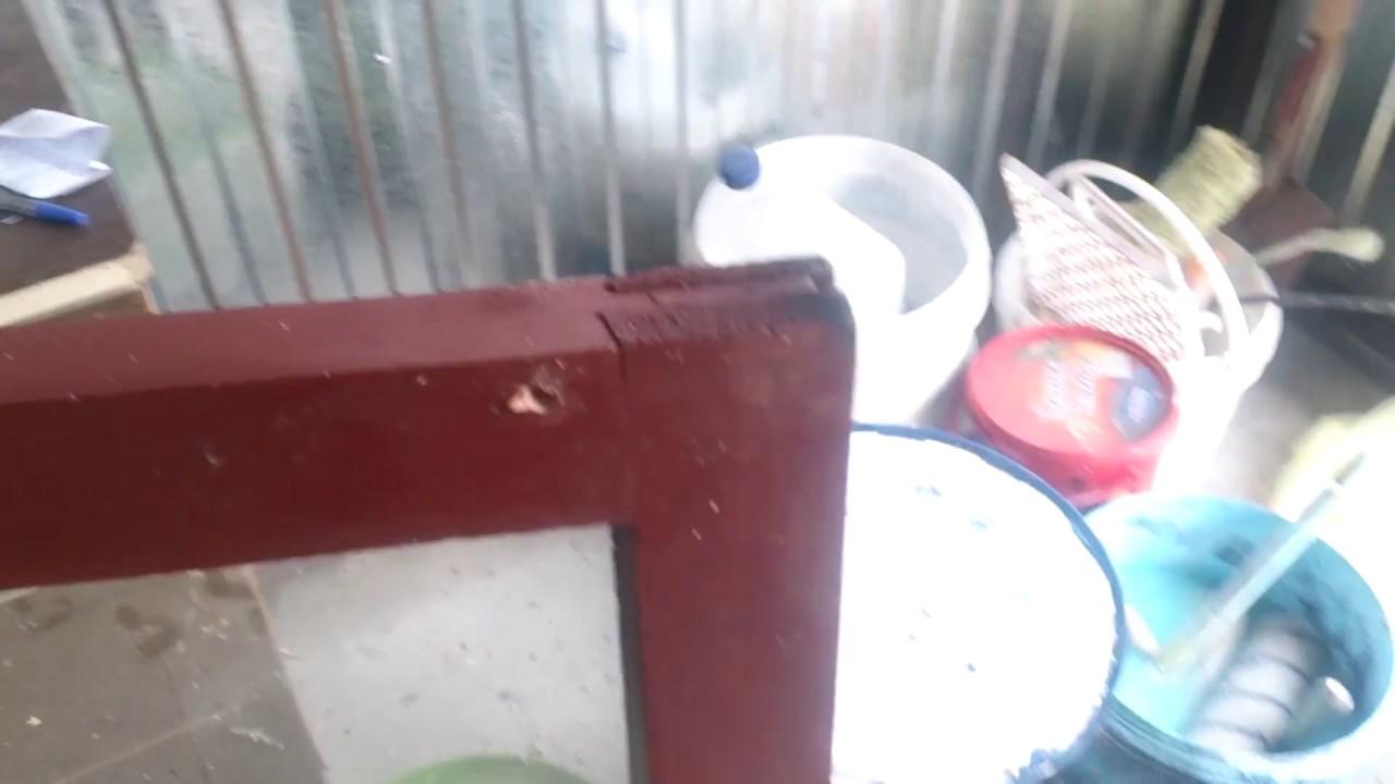 Nietypowy Okaz Cz 9 Montaż okien do garażu - YouTube RY22