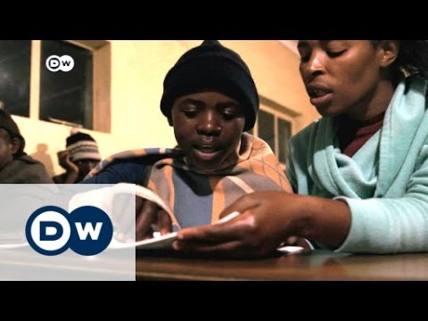 Educating child shepherds in Africa's Lesotho | DW News