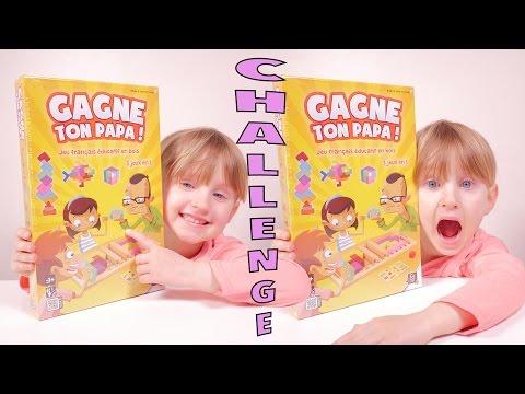 GAGNE TON PAPA ! CHALLENGE • Amuse-toi avec nous ! - Studio Bubble Tea Jeu de Société