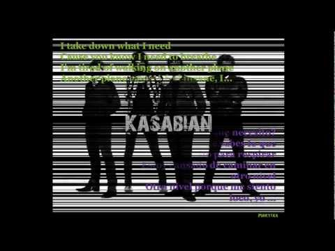 Kasabian Running Battle Lyrics