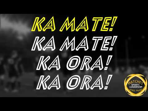 Ka Mate Haka Official Lyric Video HD