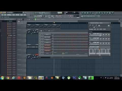 Como Hacer Una Base De Rap Desde Cero En Fl Studio + FLP Descarga Aqui