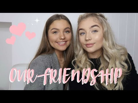 THE REALITY OF BEING A TEENAGER AND OUR FRIENDSHIP AD | Grace and Grace