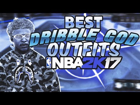NBA 2K17 BEST DRIBBLE GOD OUTFITS! EXCLUSIVE CHESSER OUTFITS!!
