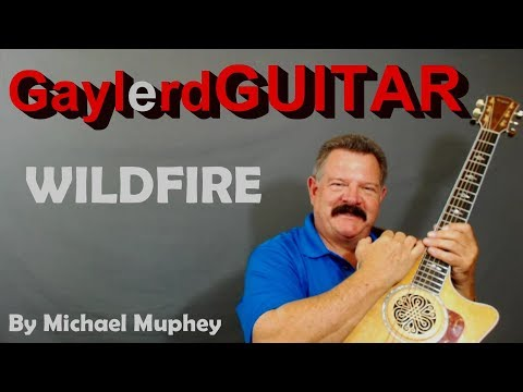 WILDFIRE by Michael Murphey Guitar Lesson - PREVIEW  (How to play)