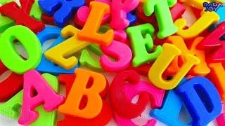 Aprender el Alfabeto   Abecedario en Español para Niños Niños Que Aprenden el ABC