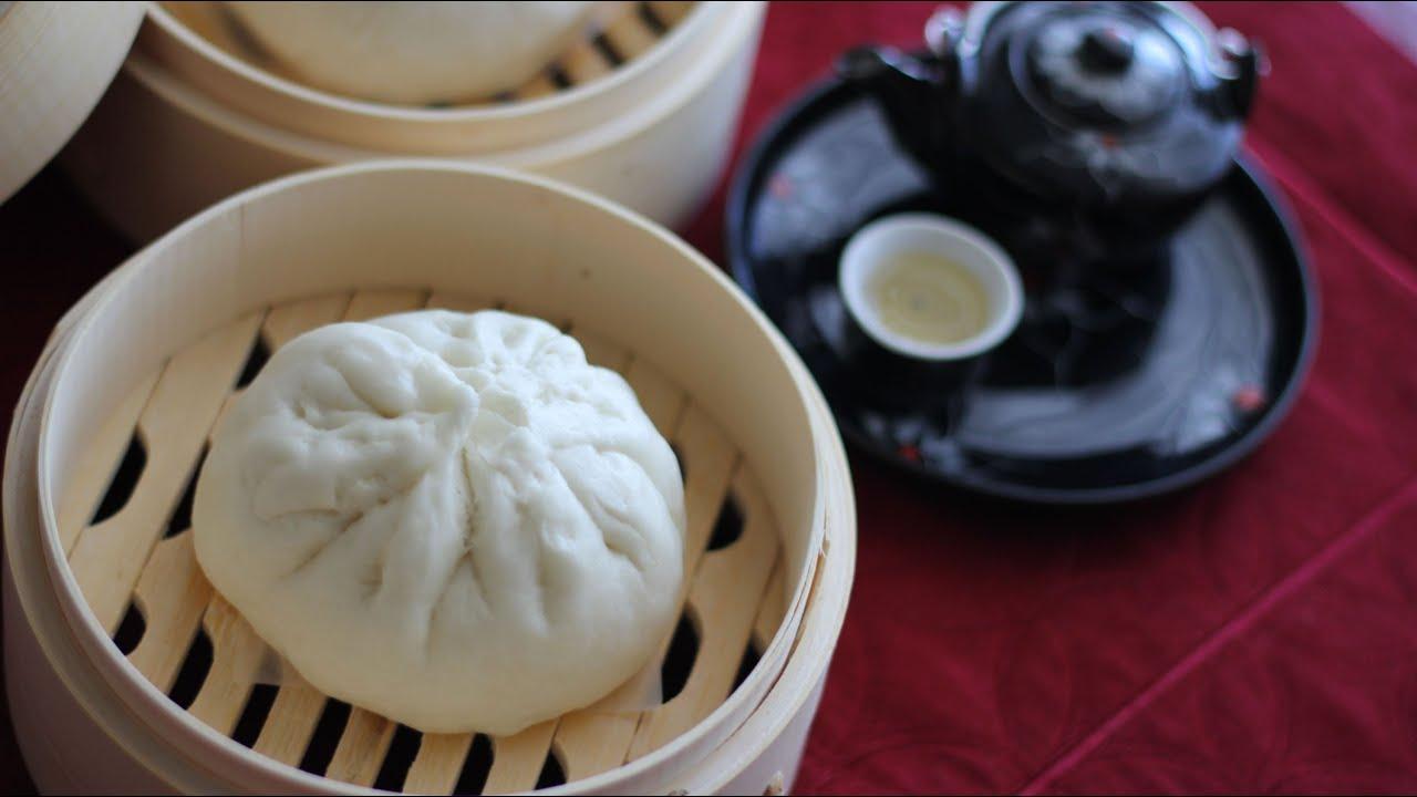 Banh Bao (Vietnamese Steamed Pork Buns)YouTube