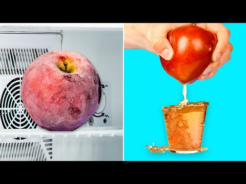 33 SHOCKING KITCHEN HACKS YOU SHOULD TRY || Unusual Cooking Tips