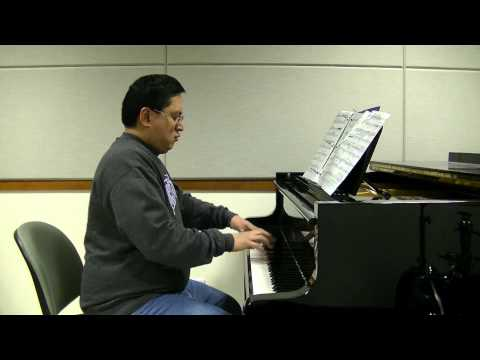 All I Ask of You (The Phantom of the Opera) - Marcel Talangbayan - piano