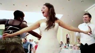 Весёлая Свадьба с Азиатской музыкой,невеста из Бухары слёзы радости от подарка