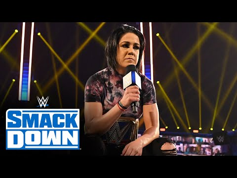 Bayley explains her heinous attack on Sasha Banks: SmackDown, Sept. 11, 2020