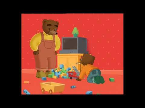Petit ours brun range ses jouets petit ours brun youtube - Petit ours brun a l ecole ...