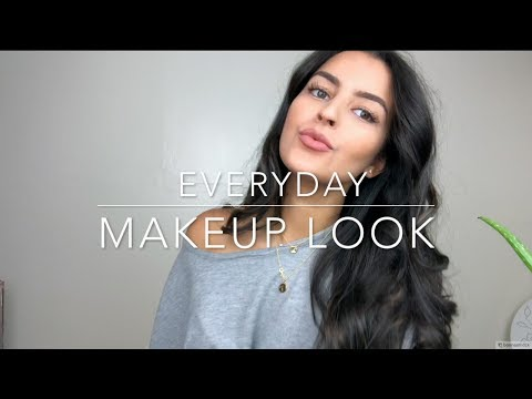 My Everyday Makeup   Fresh & Natural in under 15 Minutes