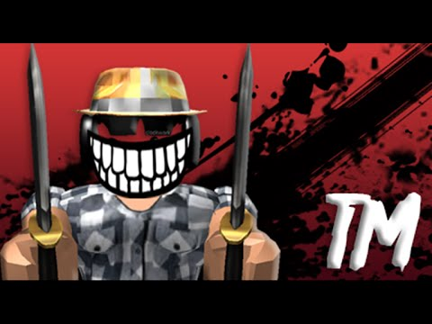 ROBLOX Twisted Murder Twitter Codes | Marshmallow Knife Skin