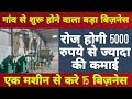 Red Chilli Polishing Business Ideas   5000 Rs Daily Income   Spice Making Business Ideas