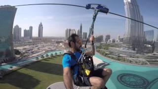 XLINE Zipline Xdubai Dubai