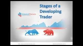 Your development stages as a Forex trader