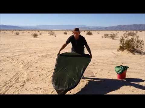 Pop Up Privacy Tent Folding Instructions