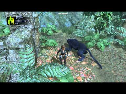 Funny glitches and stupid stuff in Tomb Raider Underworld |