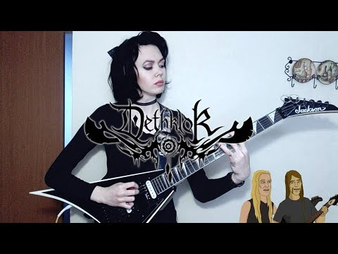 Dethklok - Thunderhorse (guitar cover)