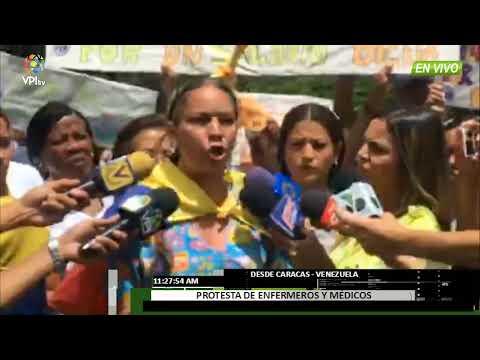 Venezuela   Trabajadores del Pérez Carreño cierran la autopista con pancartazo  VPItv