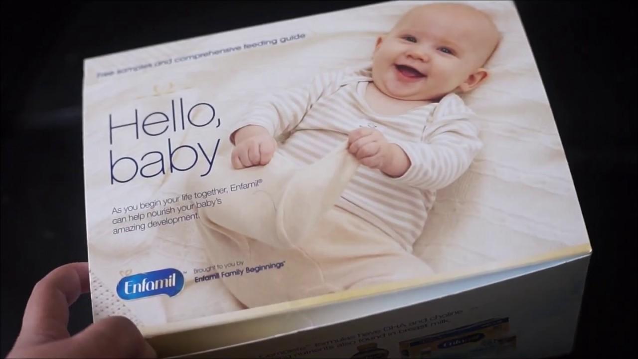 Baby Freebies Enfamil Family Beginnings Plus GIVEAWAY CLOSED - Baby freebies