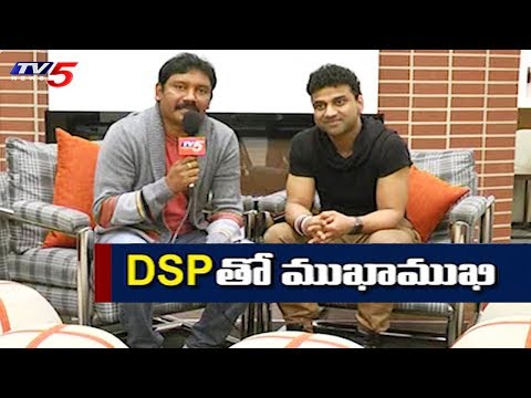 Rockstar Devi Sri Prasad Exclusive Interview on his Live Concert in Dallas | America | TV5