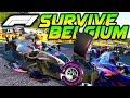 SURVIVE BELGIUM - Extreme Damage Mod F1 Game