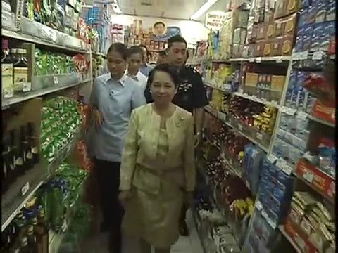 Visit to two Supermarkets in Metro Manila