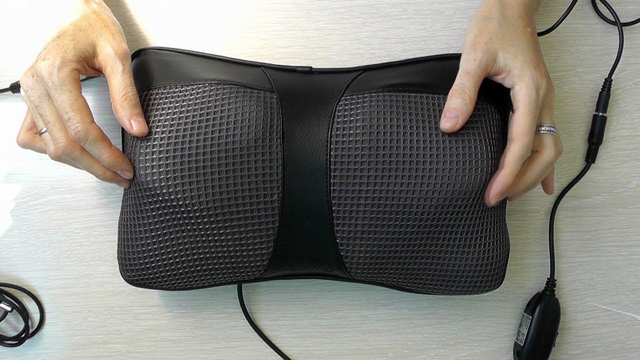 Подушка массажер остеохондроз массажеры вакуумные антицеллюлитные у