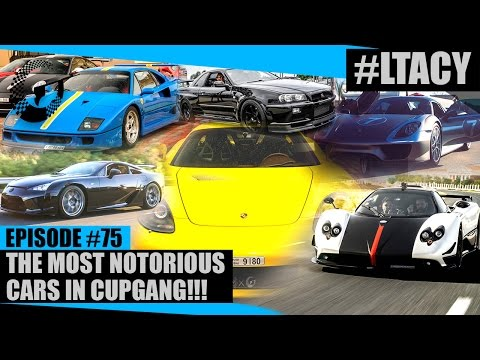 THE MOST NOTORIOUS CARS IN CUPGANG! LTACY - Episode 75