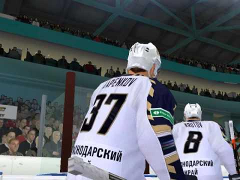 RHL 15 : Династия КХЛ -ХК Сочи VS Металлург Новокузнецк [Матч #17]
