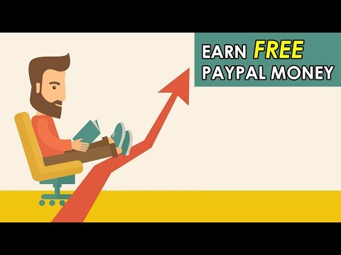 Free PayPal Money For Doing Nothing