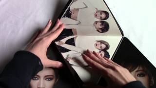 Unboxing Miss A 2nd Album - HUSH MP3