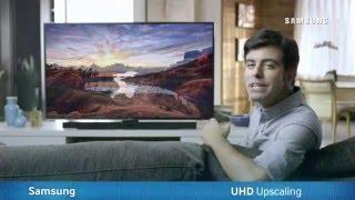 "Smart TV UHD 4K Samsung 48"""