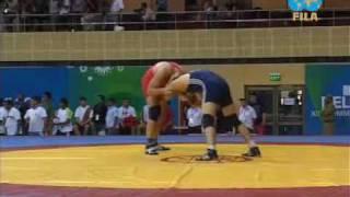 120 кг. Лазарев (КГЗ) и Лянг (КИТ)