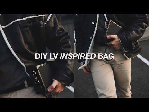 VLOG 10: DIY LV INSPIRED BAG/TRUNK | Hit Or Miss?