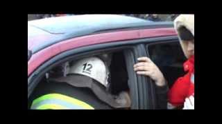 Теребовлянський район: внаслідок ДТП дві особи загинуло, та сім чоловік отримали травми(22 грудня о 15:00 на пункт зв'язку 12-ї державної пожежно-рятувальної частини надійшло повідомлення про те, що..., 2013-12-22T20:31:34.000Z)