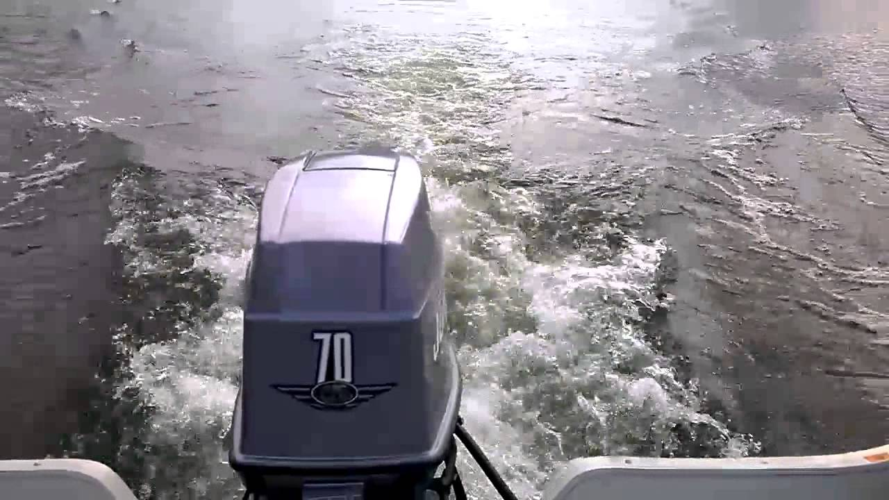 2000 70hp Johnson 2-Stroke low RPM at full throttle Page: 1 - iboats