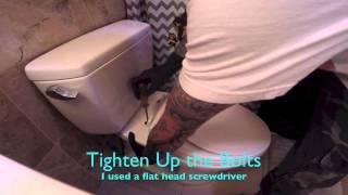 Kohler Transition Toilet Seat