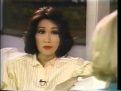Cybill Shepherd on Face To Face With Connie Chung 1990