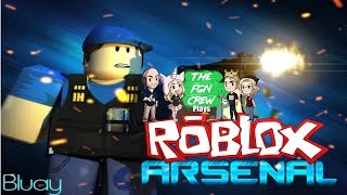 The FGN Crew Plays: ROBLOX - Arsenal