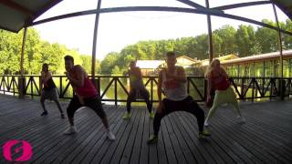 Jencarlos Canela - Bajito -Salsation Choreography by Przemek from Poland