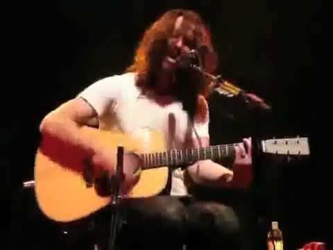 Chris Cornell - Black Hole Sun HD Soundboard Vancouver, BC 4/30/2011