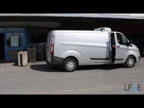 Specialist Food Courier Service | LF&E Refrigerated Transport