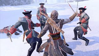 Assassin's Creed 3 Remastered High Class Most Wanted LvL Rampage