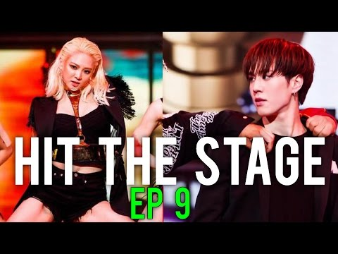 HIT THE STAGE #9 Reactions | YUGYEOM, TEN, HYOYEON, BITTO, CHANJO, MIN, CHAEYEON & EUNJIN