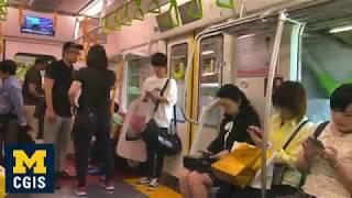 CGIS: Society & Culture in Tokyo, Japan