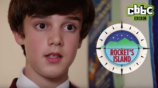 Rocket's Island Series 3 Episode 2- Who is Benjamin talking to?