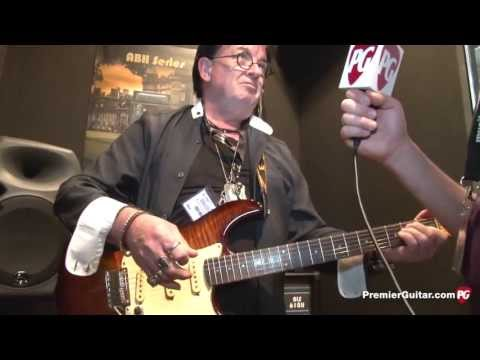 Musikmesse '13 Albion Amps GS Series Demos